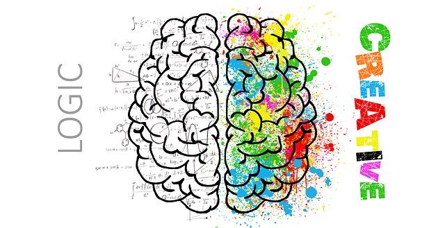 Creative Right Hand Brain