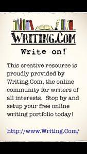 Creative Writing App