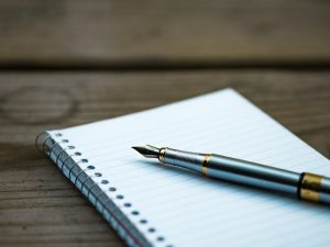 developing a daily writing habit