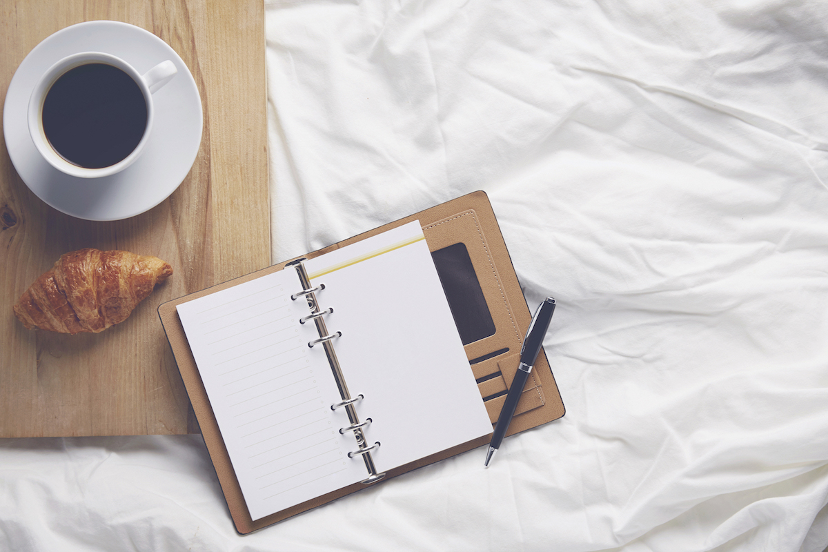 Busy Writer's Notebook