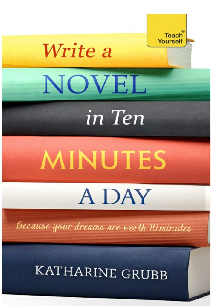 how to write a novel in 3 months