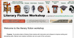 Literary Short Fiction