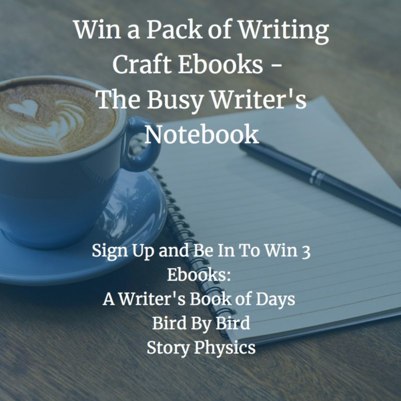 Win a Writing Ebook Kindle Pack