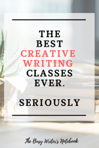 Best Creative Writing Classes Ever