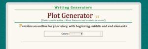 ran gen story generator