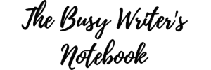 The Busy Writers Notebook FINAL-2