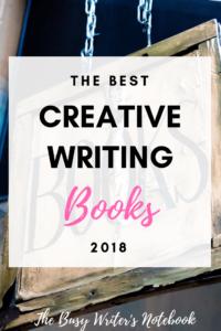 Best Creative Writing Books 2018
