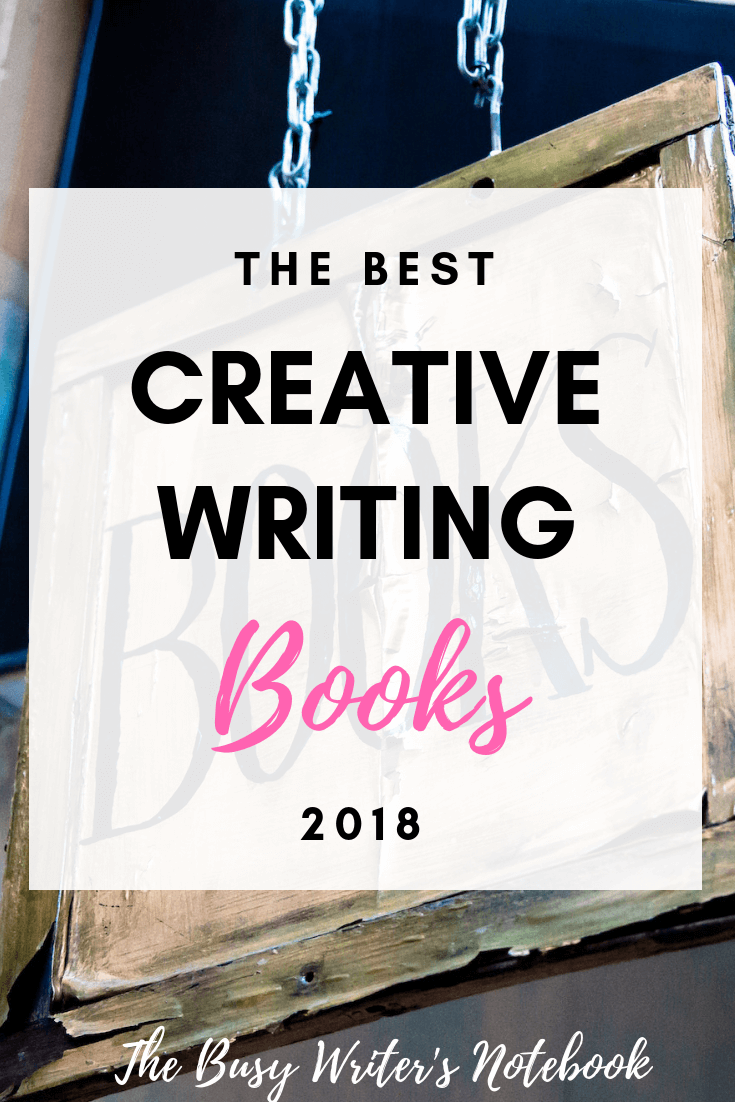 Best Creative Writing Books 2018