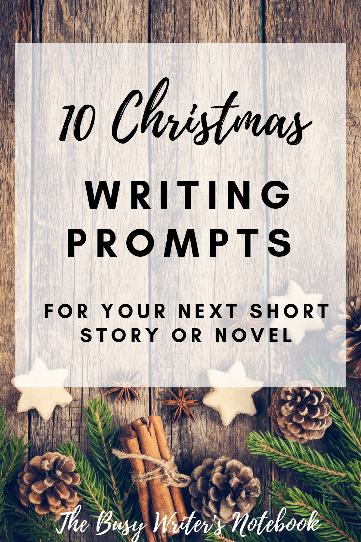 Christmas Writing Prompts For Adults