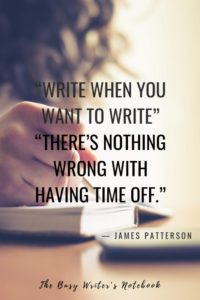 write-when-you-want