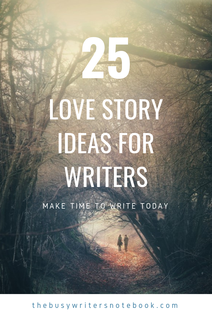 Love Story Writing Prompts