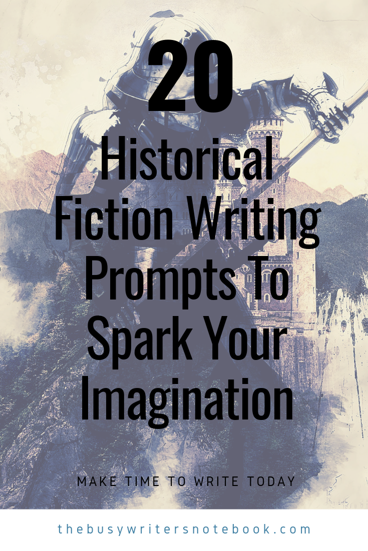 Historical Writing Prompts